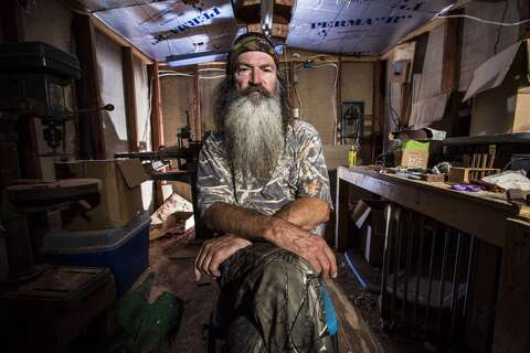 616e118f384 Jase Robertson from  Duck Dynasty  shaves off his beard for charity ...