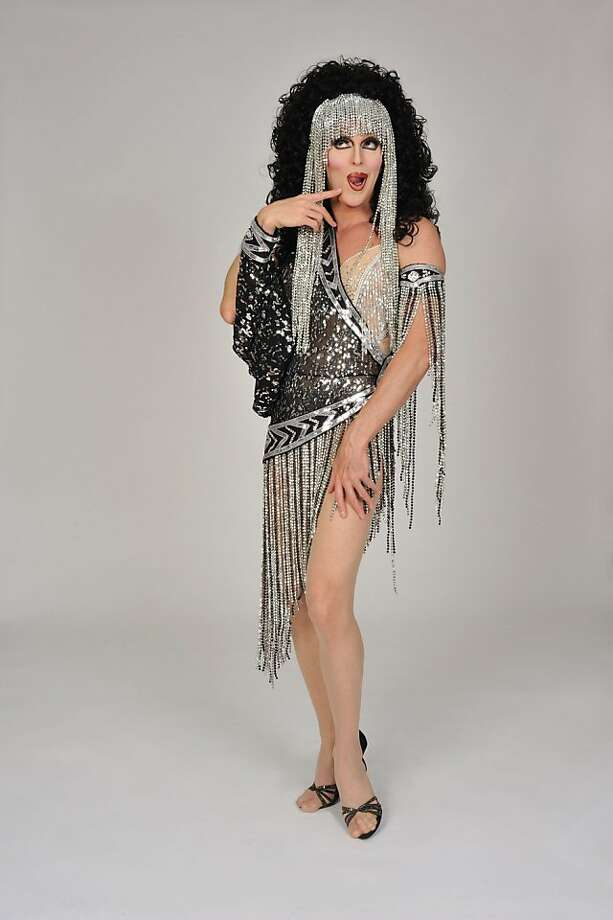 """""""Randy Roberts Live,"""" which features a performer whose impersonations include such show business heavies as Cher and Bette Midler, will appear at the Alcove Theater in San Francisco. Photo: Barry Fitzgerald"""