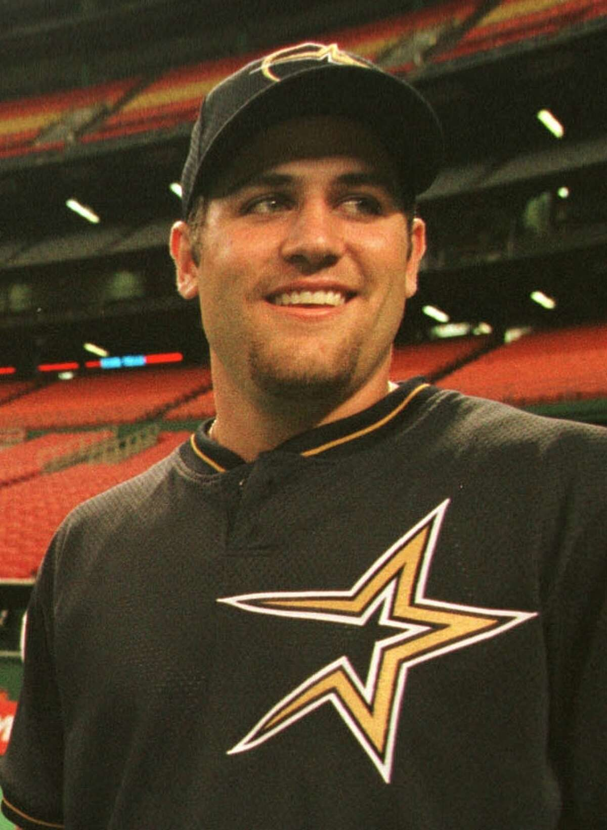1999 season The Astros selected Berkman with 16th overall pick in the 1997 draft. He made his MLB debut for the team on June 16, 1999. In 34 games, he hit 237 with four homers and 15 RBI.