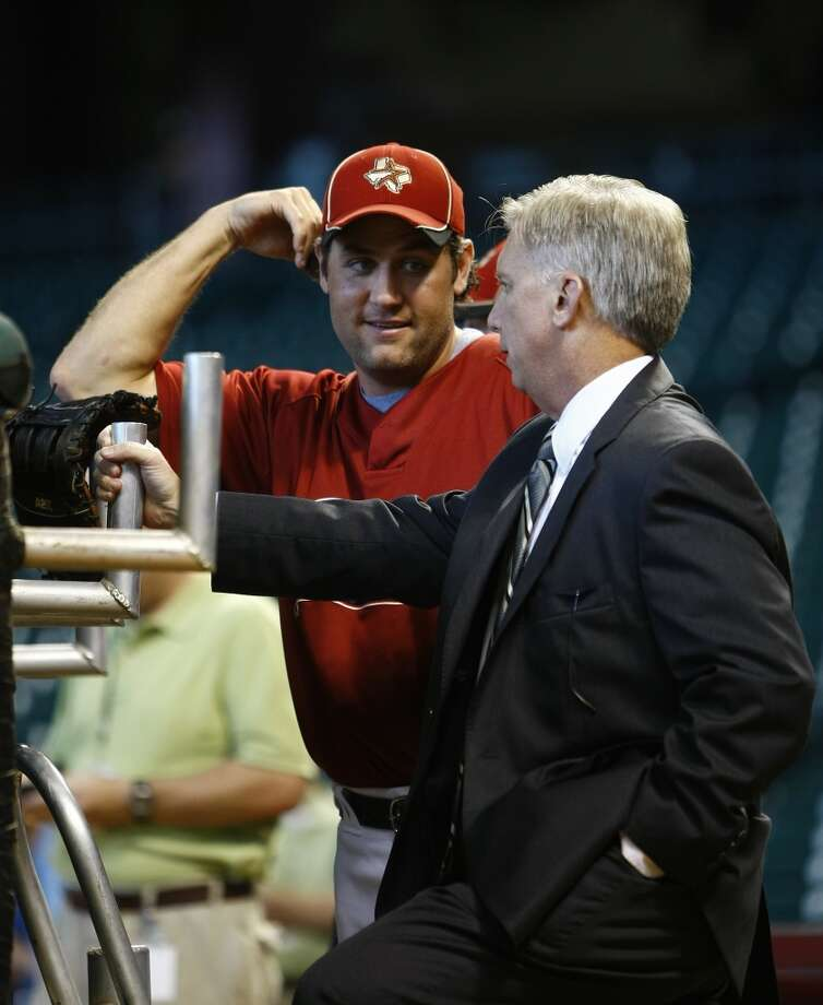 2010 season  In his final season with the Astros, he hits 13 homers and drives in 49 runs in 85 games. On July 31, 2010, The Astros send Berkman to the Yankees in a trade for righthanded reliever Mark Melancon and infielder Jimmy Paredes. Photo: Karen Warren, Houston Chronicle