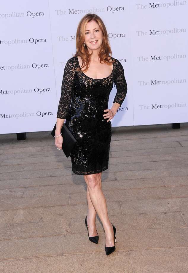 "Dana Delany attends the Metropolitan Opera Season Opening Production Of ""Eugene Onegin"" at The Metropolitan Opera House on September 23, 2013 in New York City.  (Photo by Jamie McCarthy/Getty Images) Photo: Jamie McCarthy, Getty Images"