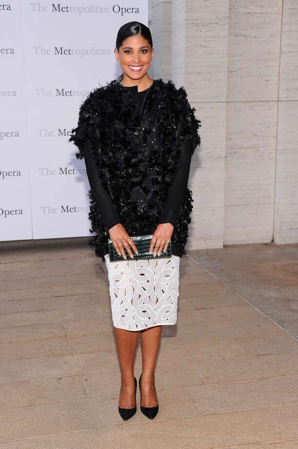 "Rachel Roy attends the Metropolitan Opera Season Opening Production Of ""Eugene Onegin"" at The Metropolitan Opera House on September 23, 2013 in New York City.  (Photo by Jamie McCarthy/Getty Images) Photo: Jamie McCarthy, Getty Images"