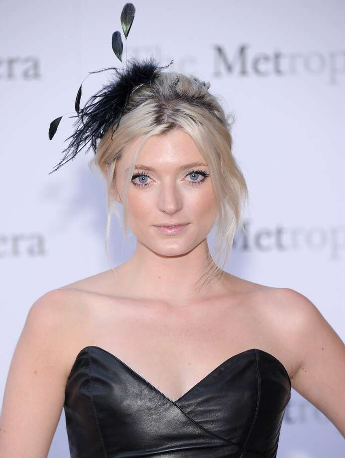 "Sophie Sumner attends the Metropolitan Opera Season Opening Production Of ""Eugene Onegin"" at The Metropolitan Opera House on September 23, 2013 in New York City.  (Photo by Jamie McCarthy/Getty Images) Photo: Jamie McCarthy, Getty Images"