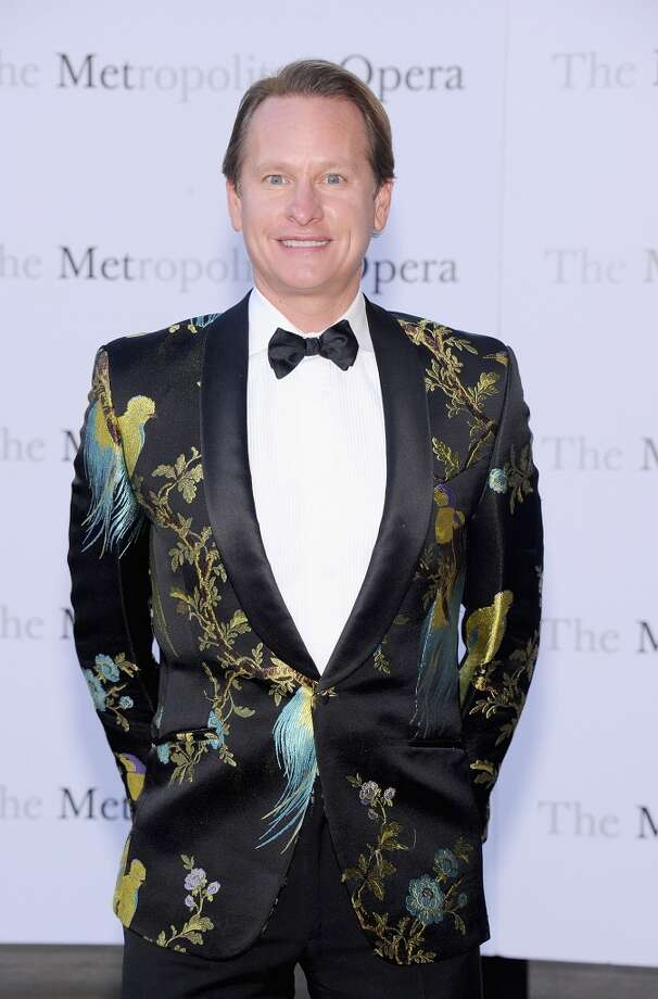 "Carson Kressley attends the Metropolitan Opera Season Opening Production Of ""Eugene Onegin"" at The Metropolitan Opera House on September 23, 2013 in New York City.  (Photo by Jamie McCarthy/Getty Images) Photo: Jamie McCarthy, Getty Images"