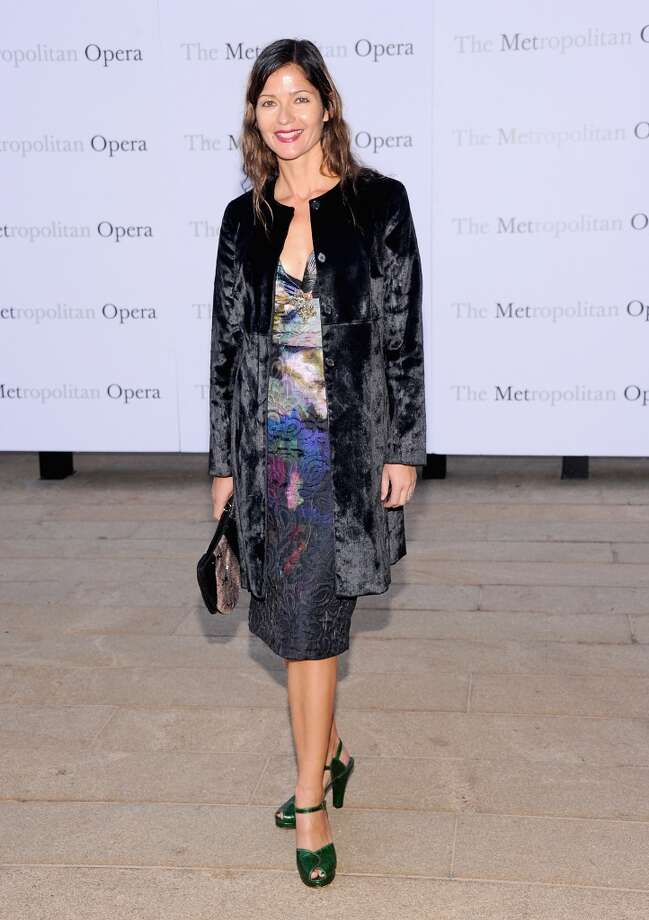 "Jill Hennessy attends the Metropolitan Opera Season Opening Production Of ""Eugene Onegin"" at The Metropolitan Opera House on September 23, 2013 in New York City.  (Photo by Jamie McCarthy/Getty Images) Photo: Jamie McCarthy, Getty Images"