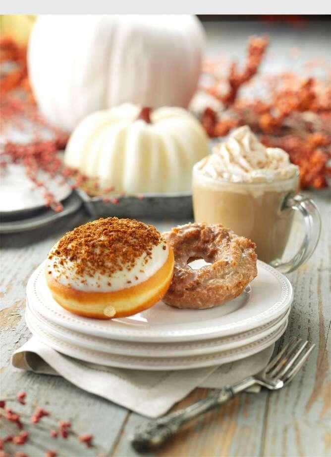 Pumpkin-spiced everything Photo: Associated Press