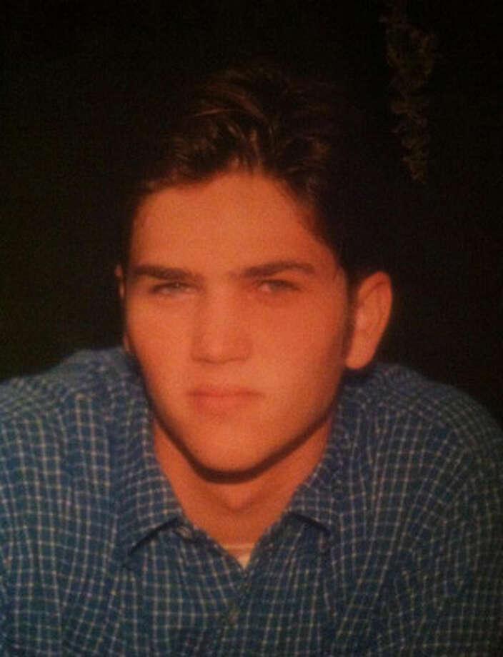 Jep as a high school senior. Photo: Courtesy Of The Robertson Family/ A&E