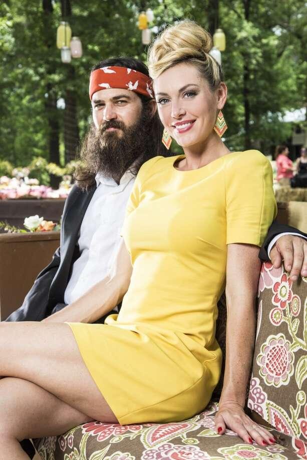 Jep and Jessica Robertson Photo: Karolina Wojtasik, A&E