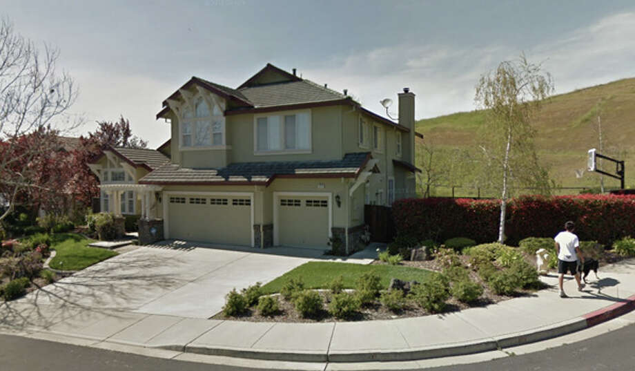 Authorities say a San Francisco Bay Area man was beaten into a coma after trying to quiet a group of people making noise near his home on Middleton Place and Livingston Place in Pleasanton. Photo: Google Maps
