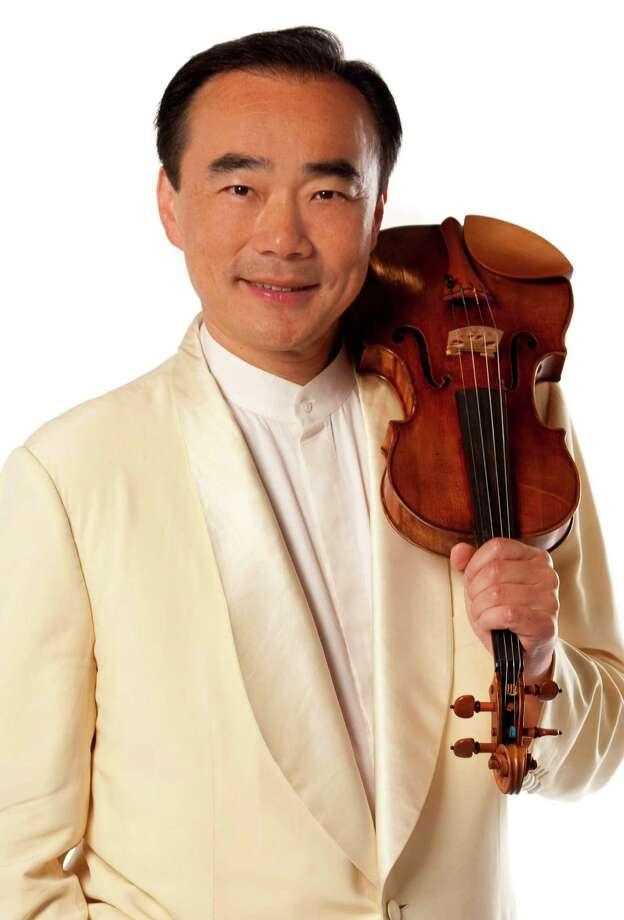 Cho-Liang Lin (Paul Body)