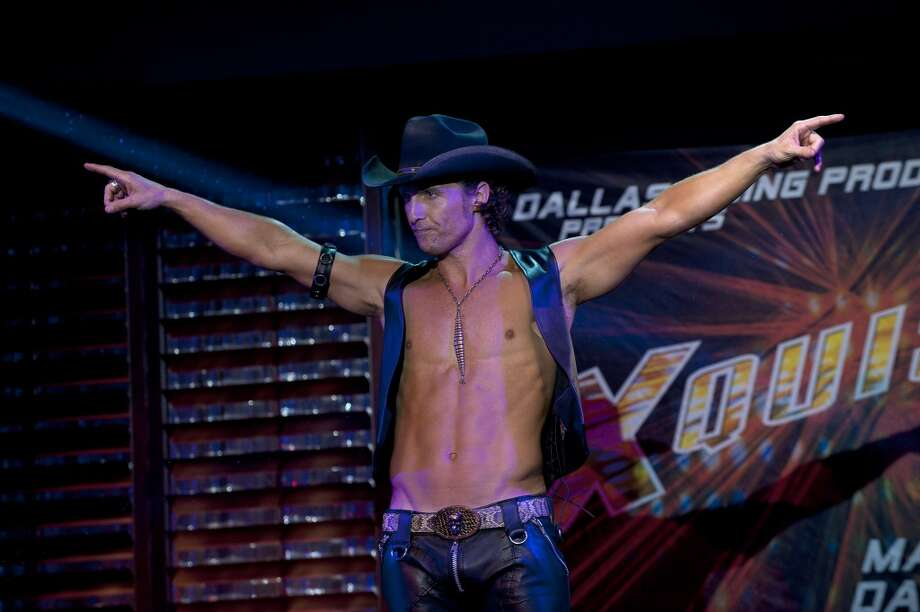 ... Steven Soderberg's`Magic Mike' ... Photo: Claudette Barius, Associated Press