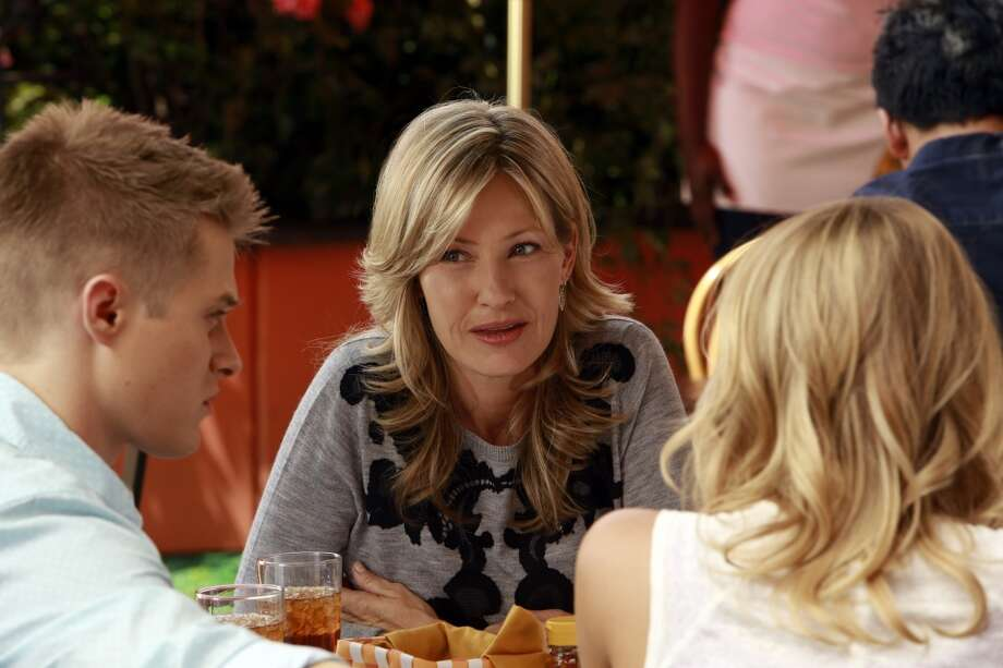 Adams recently starred in several episodes of ABC Family's `Switched at Birth.' Photo: Ron Tom, ABC Family