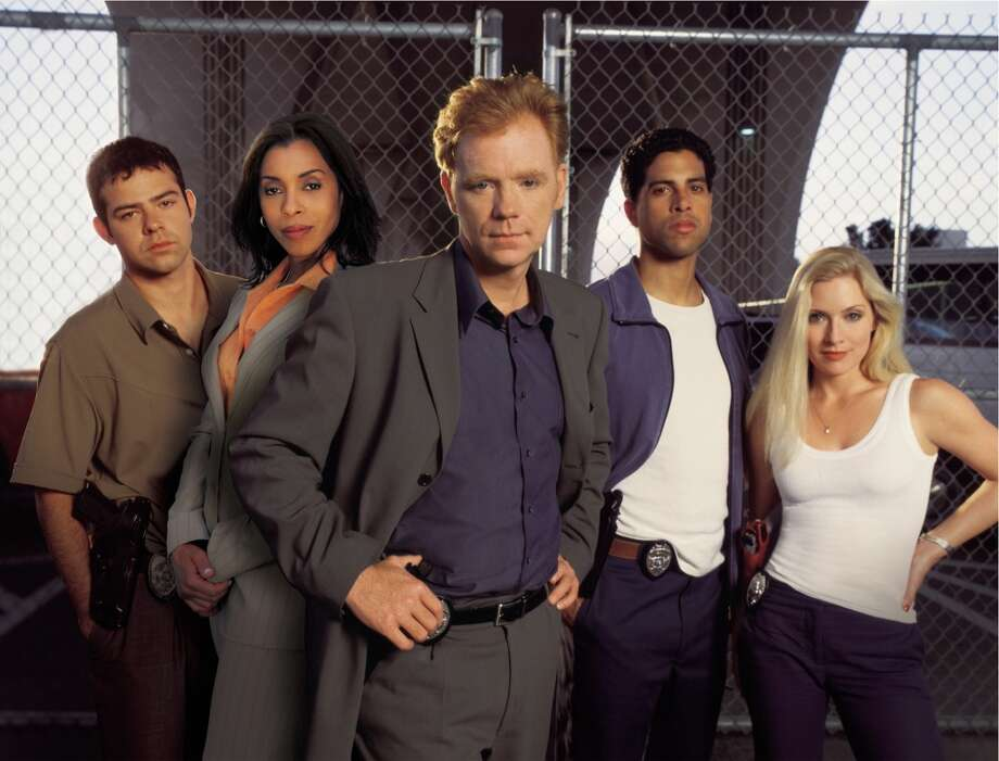 Cochrane went on to star in `CSI: Miami' on CBS. Photo: TONY ESPARZA, AP