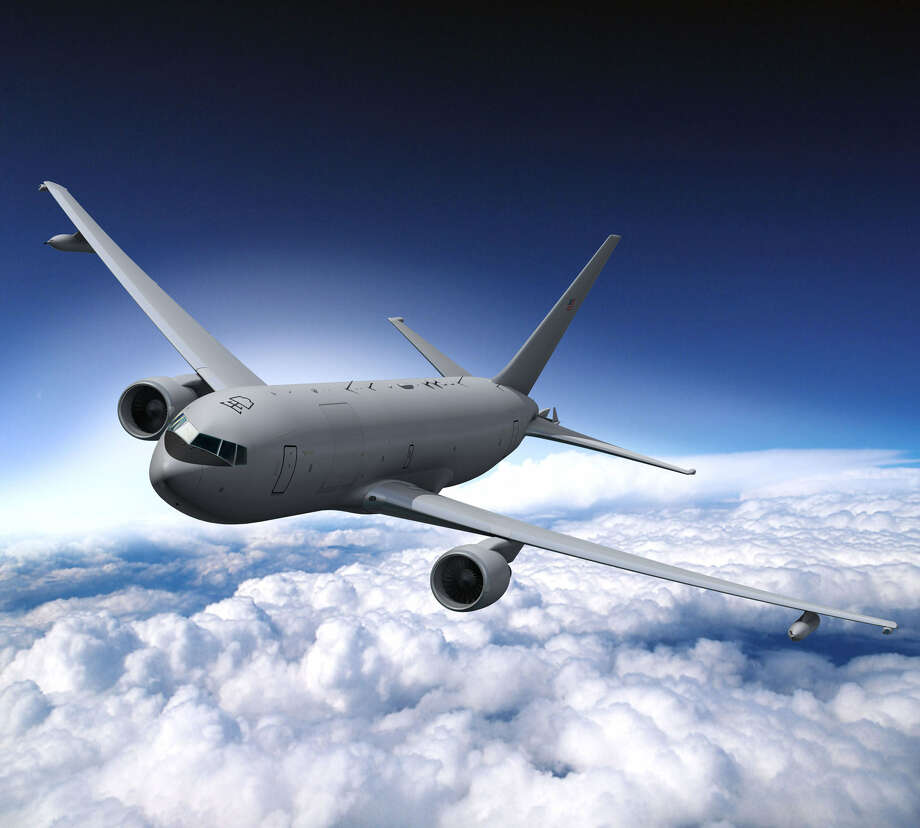 The KC-46A is intended to replace the United States Air Force's aging fleet of KC-135 Stratotankers and will provide, officials say, needed air refueling capability for the U.S. Air Force. Photo: Boeing