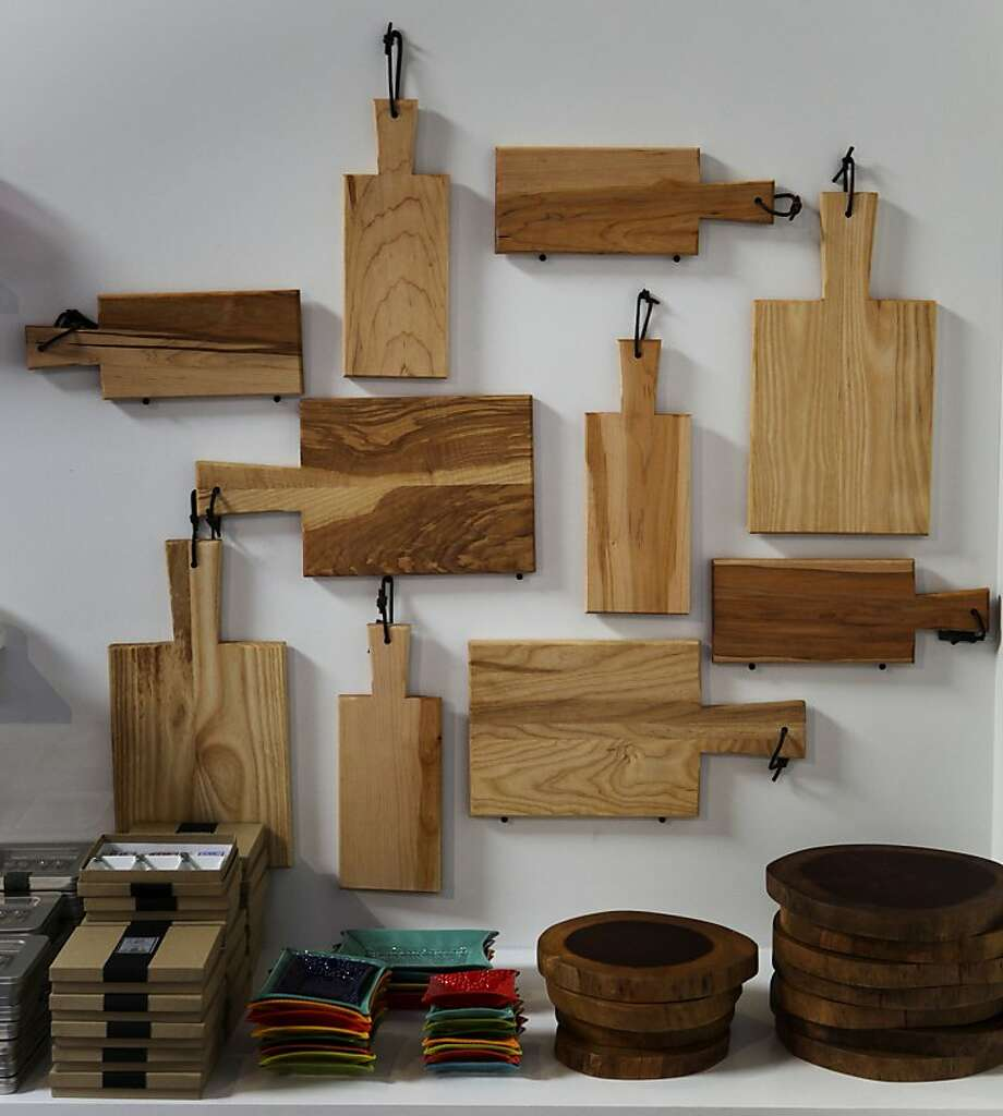 High Quality Hardwood Cutting Boards Handmade By Amish Woodworkers, (top) By The Canvas  Home Company
