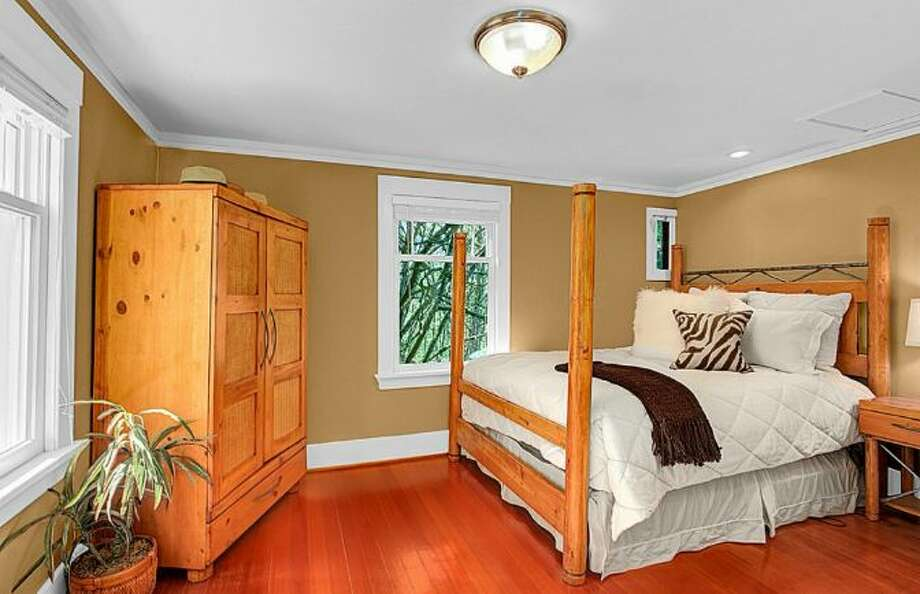 Bedroom of 2448 Delmar Drive E. It's listed for $799,000. Photo: Courtesy Steve Leland, Windermere Real Estate