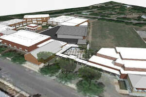Boerne Middle School South, with enrollment now at full capacity, will see construction that will add nine new classrooms and nine new science labs.
