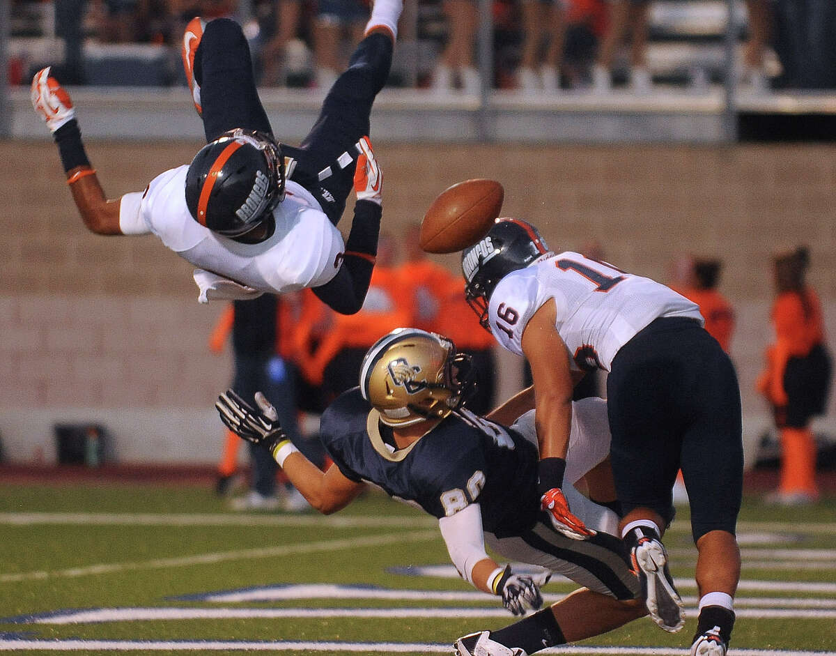 Friday, Oct. 12 6A Brandeis (4-2) 28 at O'Connor (6-0) 30