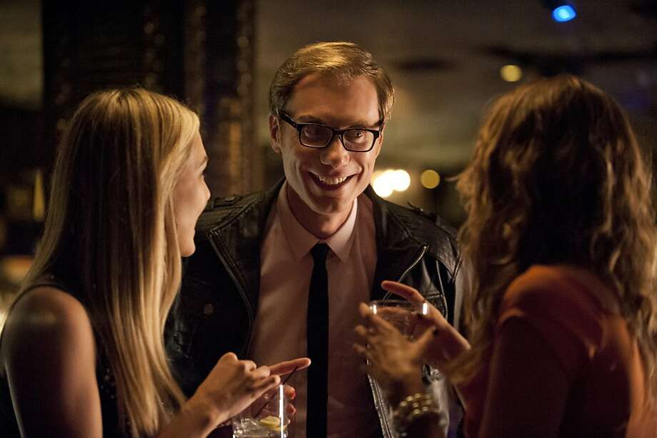 Stephen Merchant plays the difficult-to-like Stuart. Photo: Jamie Trueblood, HBO