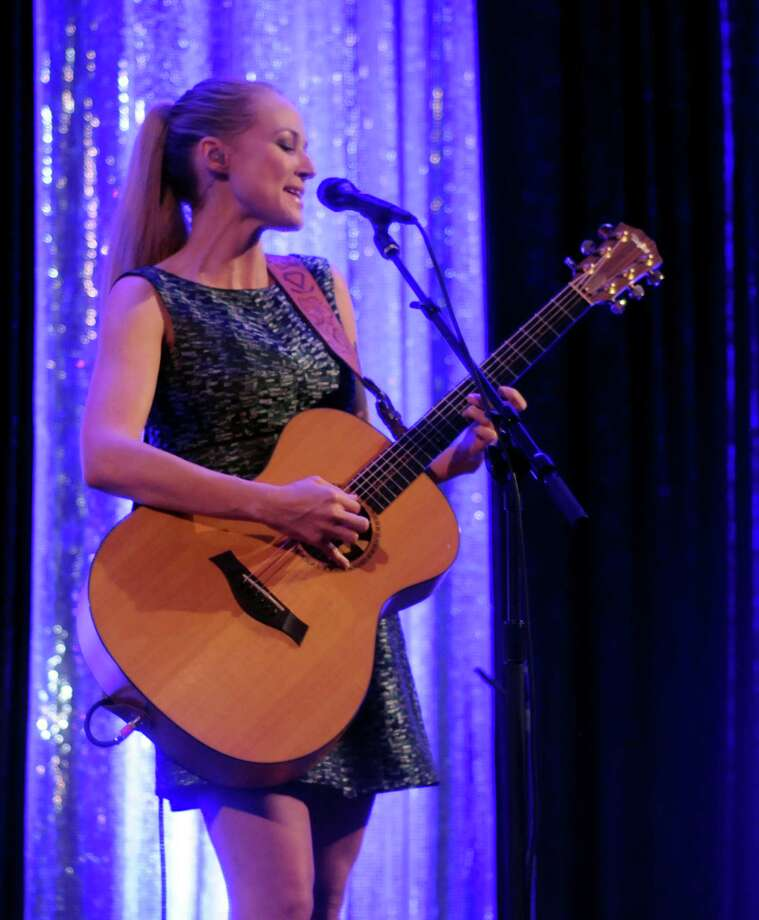Jewel performs at the BBBS Gala at the Omni Hotel Saturday Sept.21 2013.(Dave Rossman photo) Photo: Dave Rossman, Freelance / © 2013 Dave Rossman
