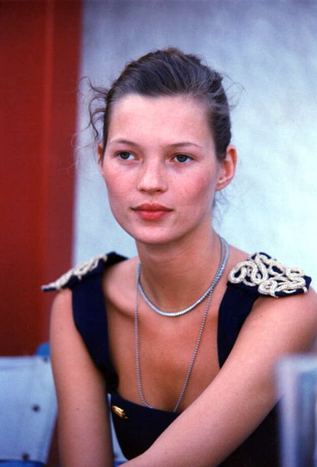 Kate Moss, early '90s. Photo: Photoshot, Getty Images / 2012 Photoshot