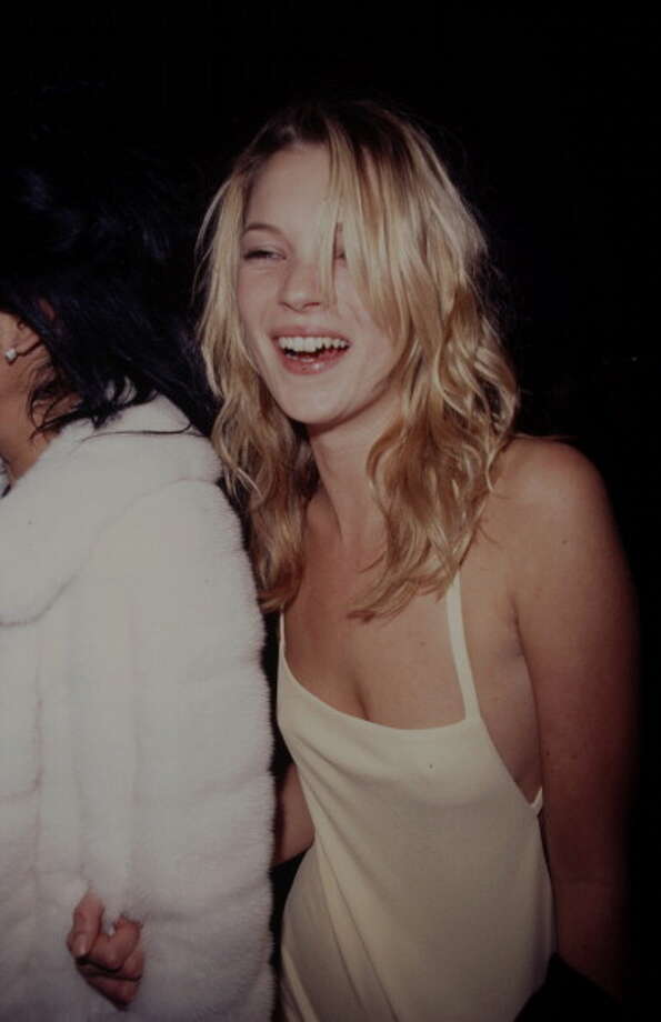 The '90s also saw the beginning of a lot of partying from Kate Moss. Photo: Time & Life Pictures, Time Life Pictures/Getty Images / Time & Life Pictures