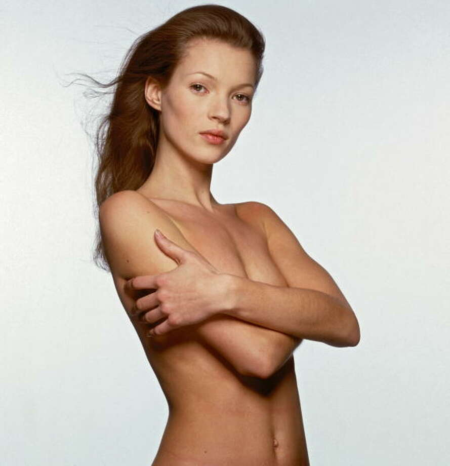 Kate Moss, 1993. Photo: Terry O'Neill, Getty Images / 2006 Getty Images