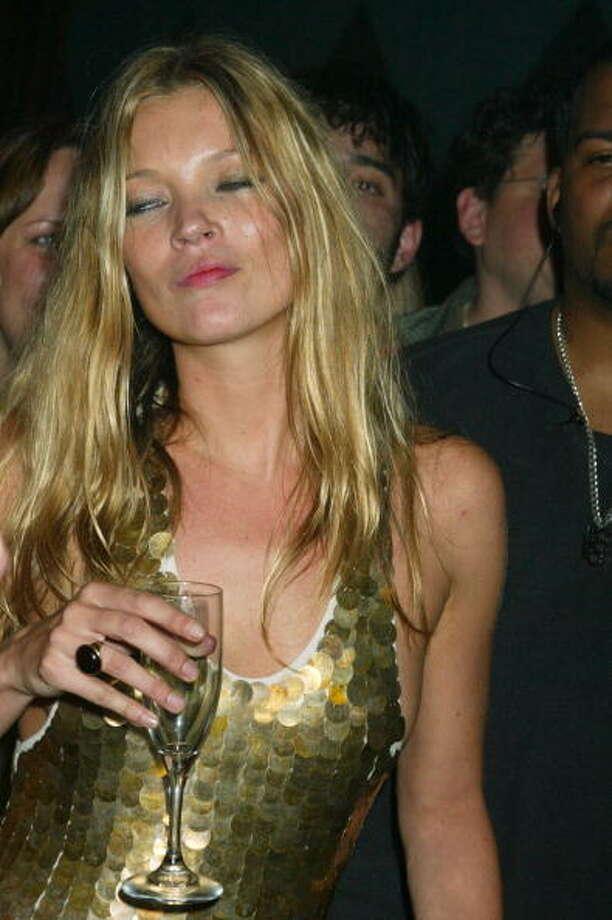 Kate Moss, 2004. Photo: Gregory Pace, FilmMagic / FilmMagic