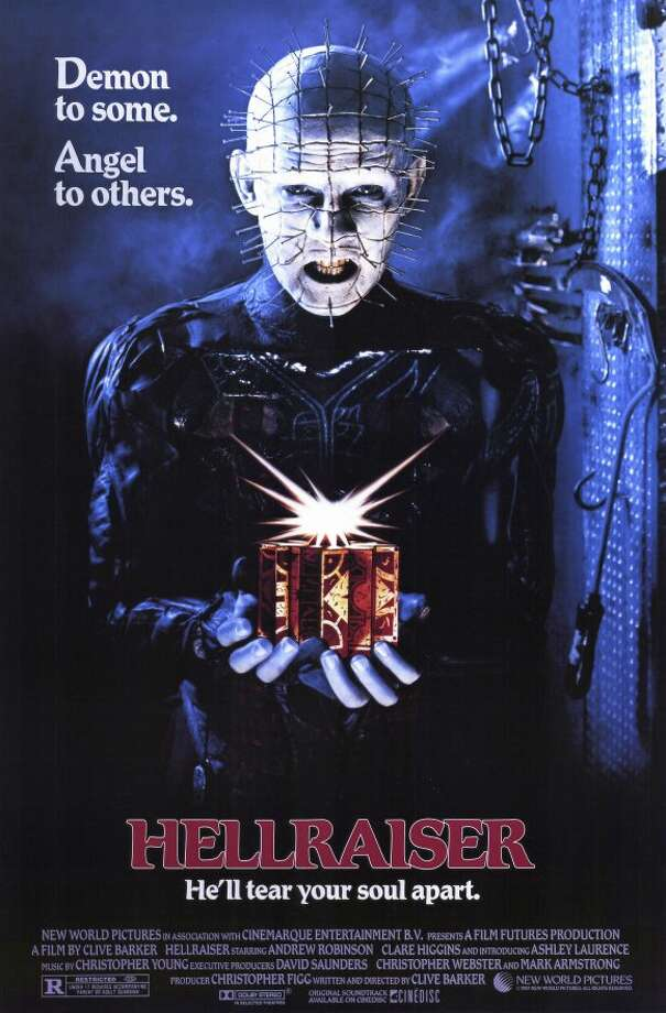 "29. ""Hellraiser"" (1987): No words needed for this one. The image of Pinhead is enough, thank you very much."