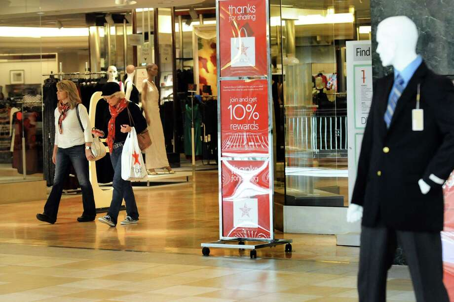 Macy's announced it will hire about 83,000 workers for the holiday season, which is nearly 4 percent higher than last year's total. Because online sales have risen, Macy's reports 6,600 of the seasonal workers will work at online fulfillment centers.Source: CBS Photo: Cindy Schultz / 00023976A