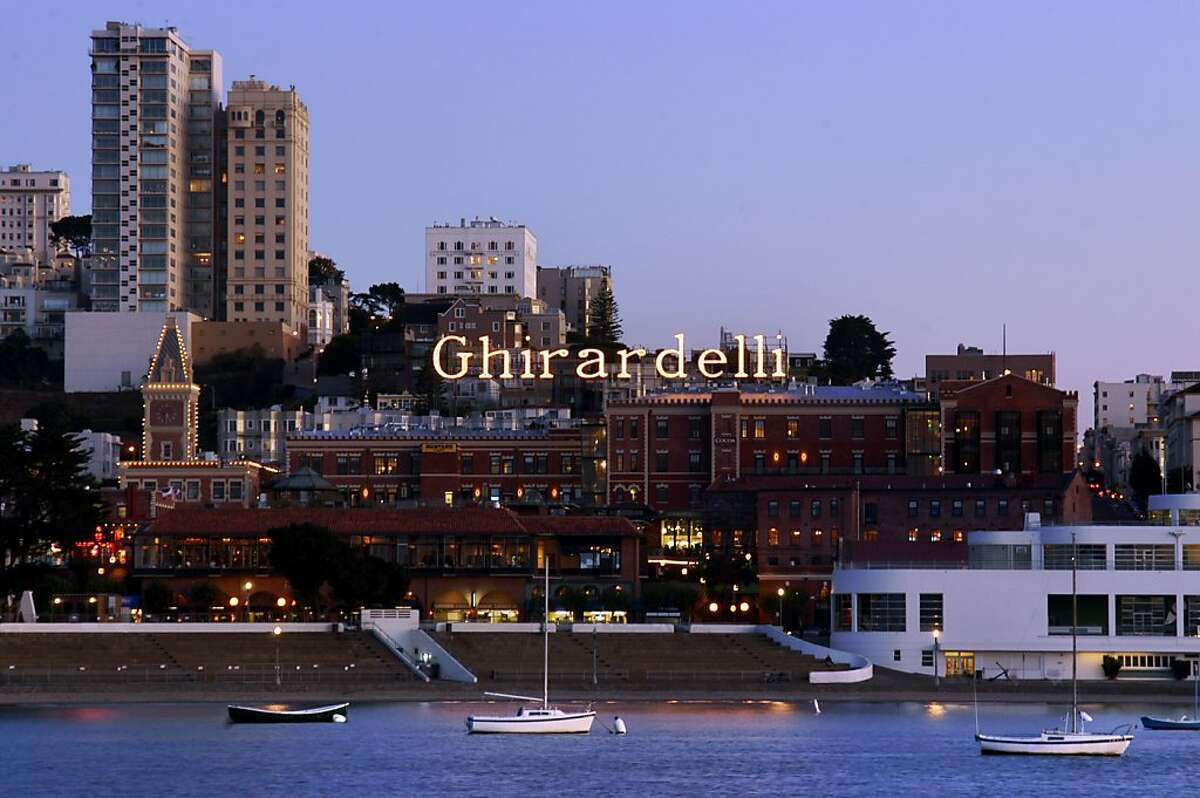 The Fairmont Heritage Place at Ghirardelli Square is a fractional share boutique resort with views of San Francisco Bay and the America's Cup racecourse. Its 53 units are lodged within the former Ghirardelli Chocolate company building, renovated by Hornberger + Worstell architects and with interior design by Sue Firestone. A majority of the timeshare owners live within a 120-mile radius of San Francisco, resort officials said.