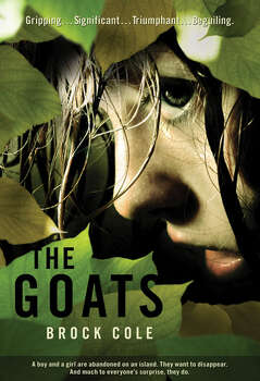 """The Goats"" by Brock Cole: Parent complaints over nudity saw this book put under restricted access at some school libraries in 1992."