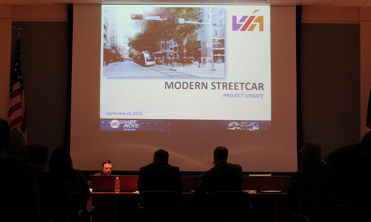 Will streetcars help San Antonio achieve it's goal of a more vibrant and healthy downtown?