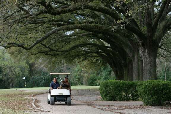 Gus Wortham Golf Course is 106 years old and has the scenery to prove it.