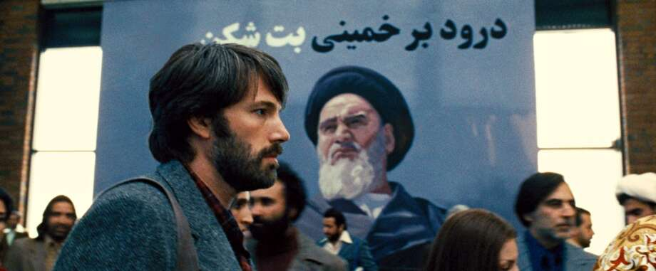 In 2013, Affleck won another Oscar, this time for `Argo,' the rescue thriller about the 1979 Iranian hostage crisis. Photo: Warner Bros.