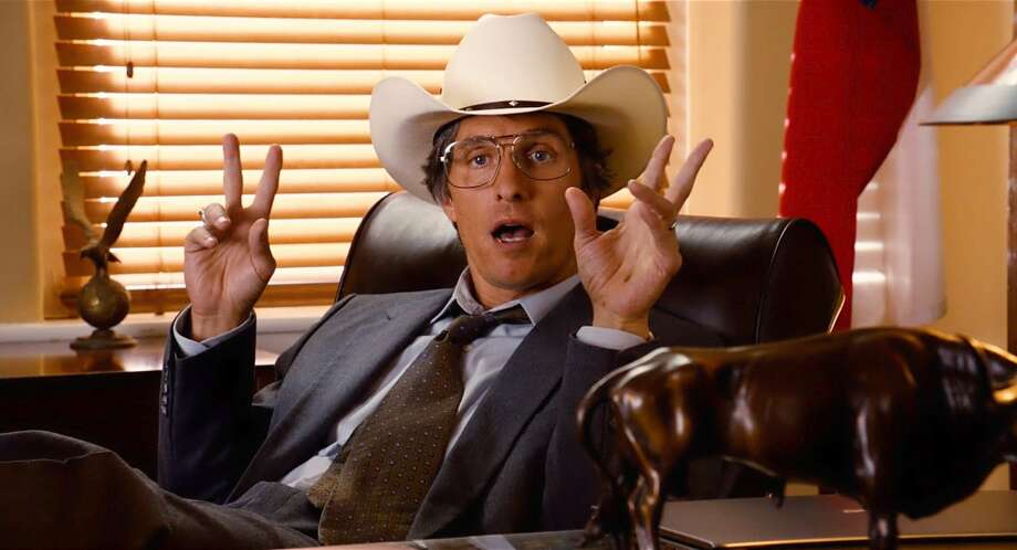 Some of McConaughey's most recent films include `Bernie,' also directed by Linklater ... Photo: Millennium Entertainment
