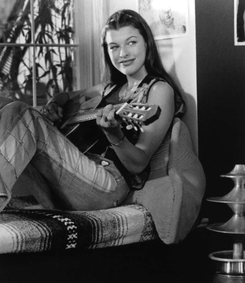 Milla Jovovich played Michelle Burroughs. Photo: Archive Photos, Gramercy Pictures