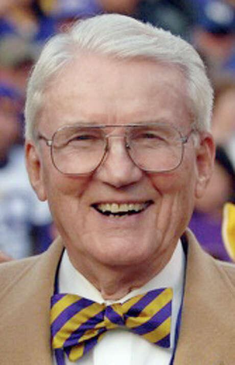 Paul Dietzel, former LSU football coach