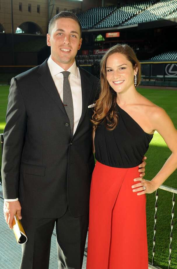 In May, news came that the Astros had effectively ended the annual Astros Wives Black Ties and Baseball Caps gala by directing their money to other charities and not funding the event. The Astros questioned the gala's expenses and contributions and also said that the team was so young that it didn't have enough wives. Although there have been functions since that the Astros used player wives for other charitable activities. Photo: Dave Rossman, For The Chronicle