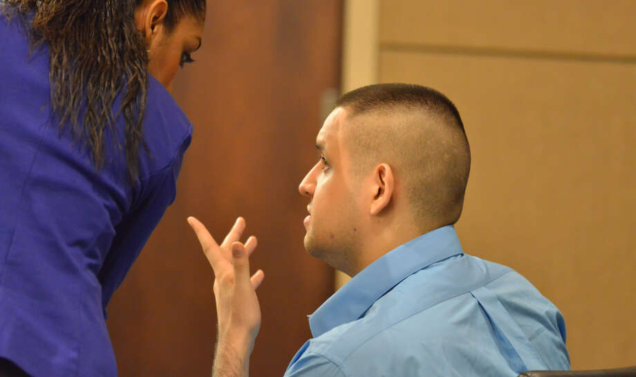 Convicted rapist Aaron Alvarez will have to serve 30 years before he would be eligible for parole on this conviction. Photo: Robin Jerstad, For The San Antonio Express-News