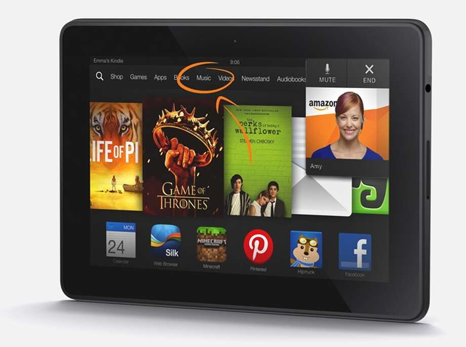 You can get Amazon.com Inc.'s Kindle Fire HDX 8.9 for $120 less than the iPad Air, at $379. It's even lighter, by about 17 percent, though I couldn't feel much of a difference holding the two side by side. The Kindle's screen has a higher resolution, but the display measures just 
