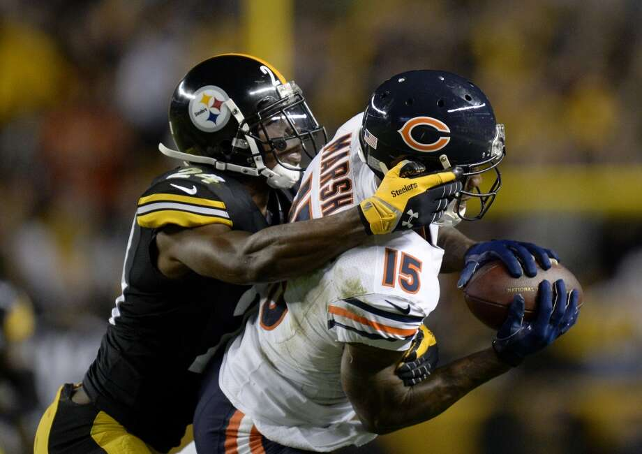 5. Bears (3-0) Last week: 6One reason the Bears are undefeated under new coach Marc Testman is because they lead the league with 11 takeaways. Photo: Don Wright , Associated Press