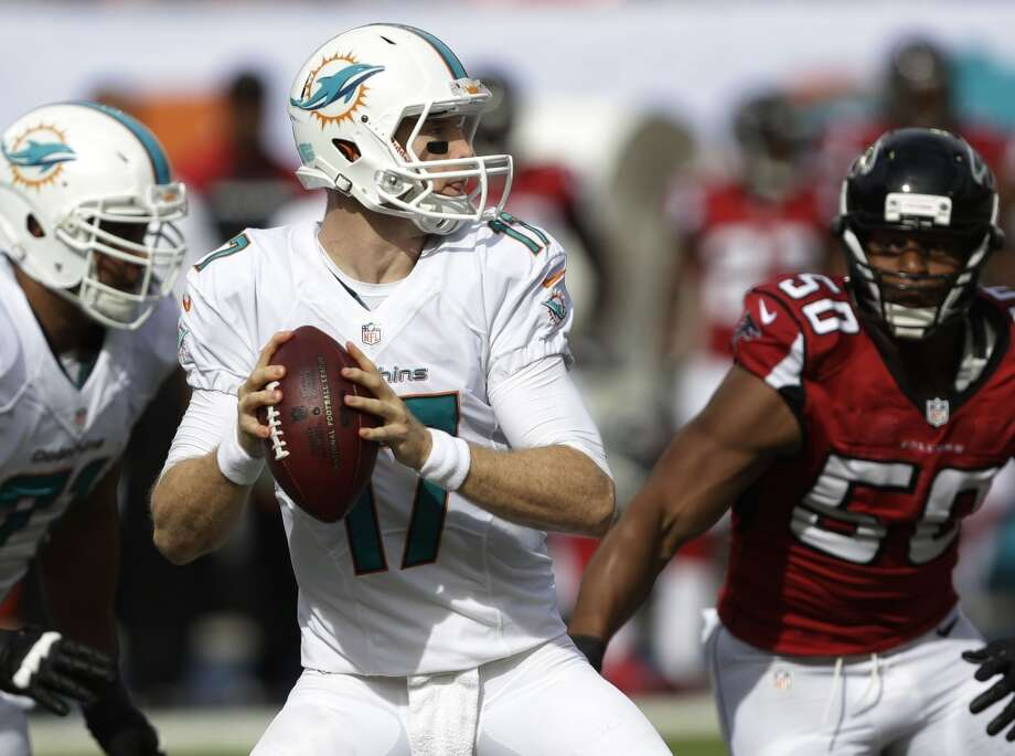 7. Dolphins (3-0) Last week: 12One reason for the Dolphins' terrific start is they rank first in the NFL in scoring red zone touchdowns (87.5 percent). Photo: Wilfredo Lee, Associated Press