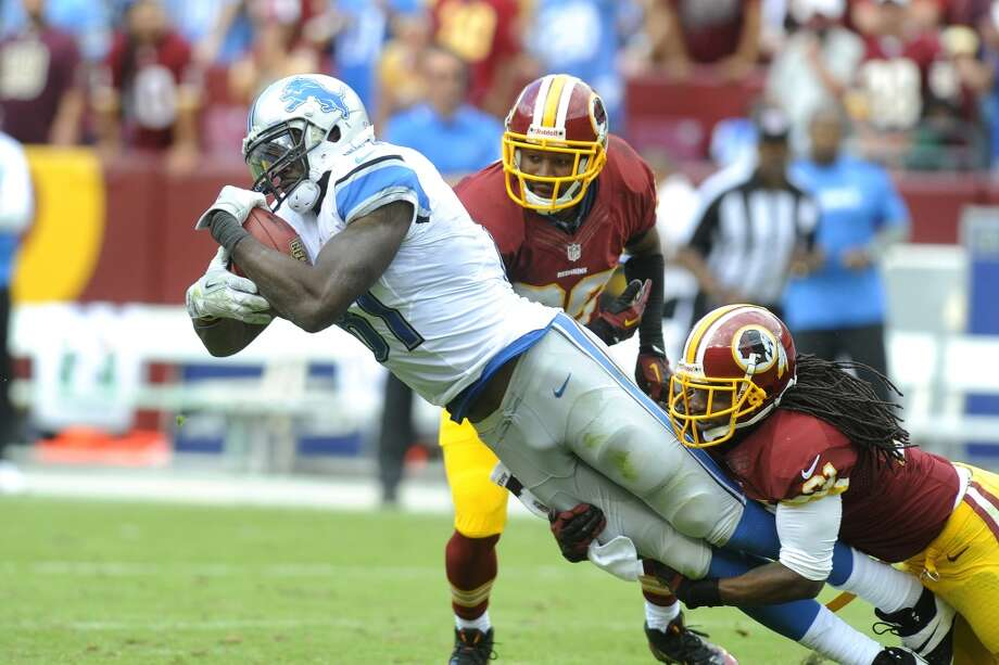 16. Lions (2-1) Last week: 20  The Lions won in Washington for the first time. It was their first road win over the Redskins since 1935 when they were the Boston Redskins. Photo: Richard Lipski, Associated Press
