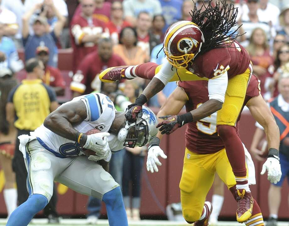 28. Redskins (0-3) Last week: 26  The Redskins are last in defense, surrendering 488 yards a game. They're 31st against the pass, allowing 333 yards. Photo: Richard Lipski, Associated Press
