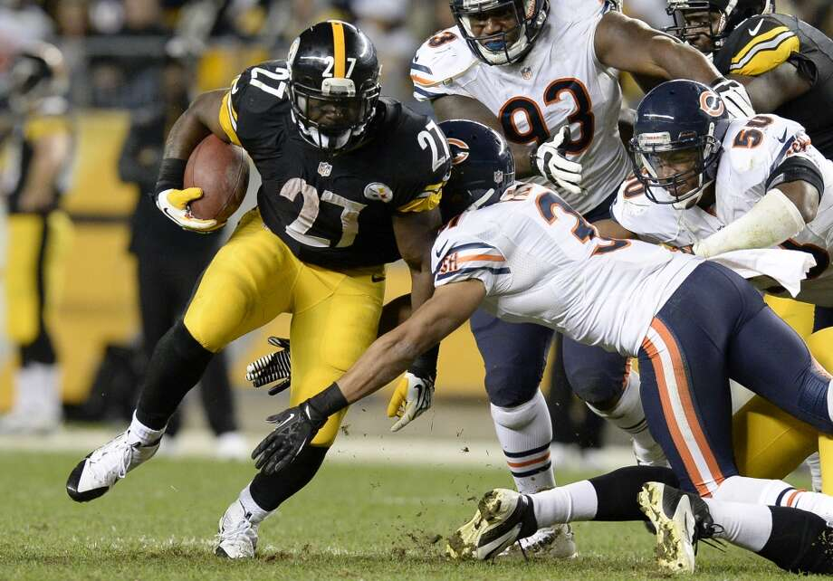30. Steelers (0-3) Last week: 29  It's hard to believe the Steelers can't run the ball, but their futility starts with a rushing game that averages only 51.7 yards. Photo: Don Wright, Associated Press