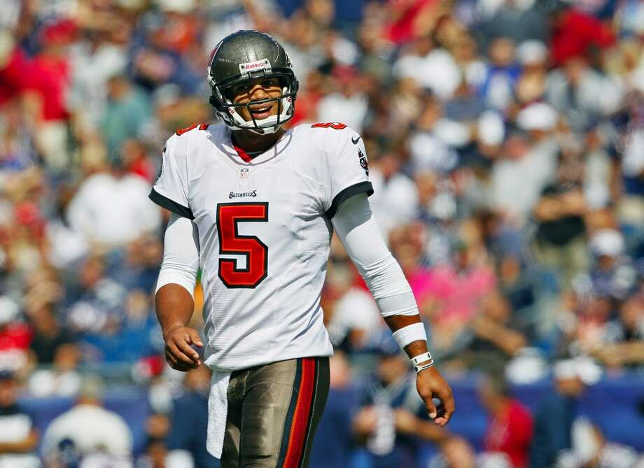 31. Buccaneers (0-3) Last week: 30  Thirty-two quarterbacks have a higher rating than Josh Freeman's 59.3. He's completed only 45.7 percent and has thrown two touchdown passes. Photo: Daniel Wallace, MCT