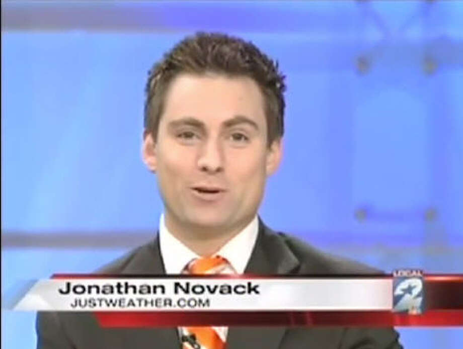 "Jonathan Novack was KPRC Local 2's weather man for three years before he suddenly left in 2010. Where'd he go? He landed a spot on the sixth season of ""The Bachelorette"" where he was cut on the fourth episode. Today, Novack does hosting for the Tennis Channel's ""Court Report"" and ABC's ""On the Red Carpet."" He still does some weather freelancing at Los Angeles' KABC-TV. (Photo via YouTube) Photo: YouTube"