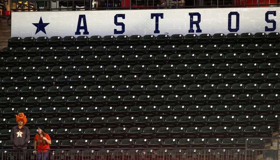 The 2013 season made for a rough summer for the Astros and their fans. Here are some of their lowest moments Photo: Chronicle File Photo