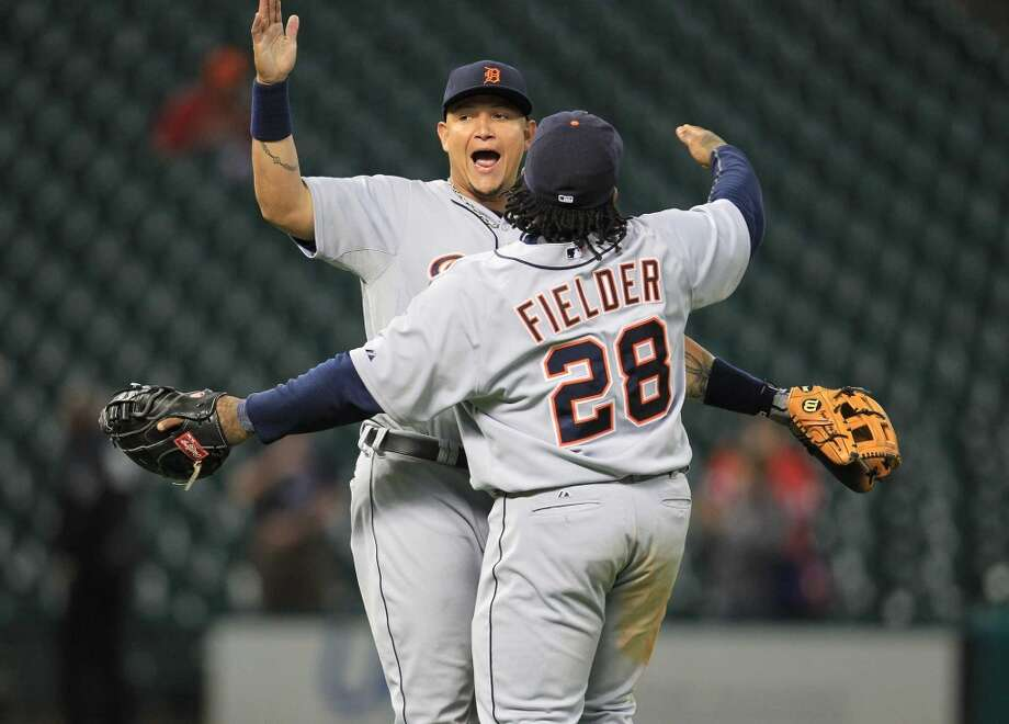 May 2-5 – A four-game home sweep versus the Tigers at Minute Maid includes losses of 0-9 and 2-17. Photo: Karen Warren, Houston Chronicle